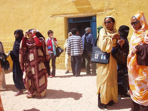 V. Congreso UNMS (Unión Nacional de Mujeres Saharauis)